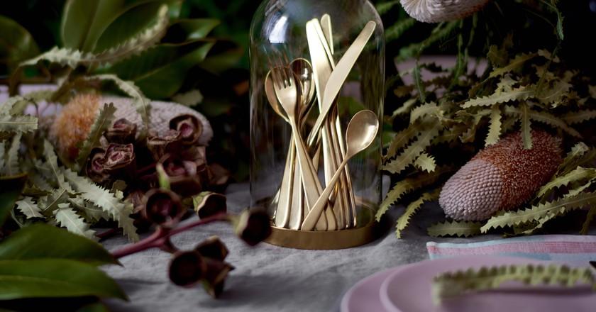 TILLAGD 24-piece cutlery set | © IKEA