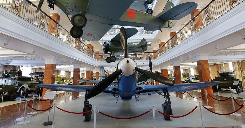 Museum of Military Equipment | © Vadim Smalkov / WikiCommons