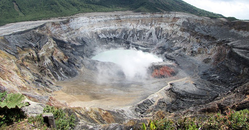 Volcano power | © wired tourist.com/Flickr