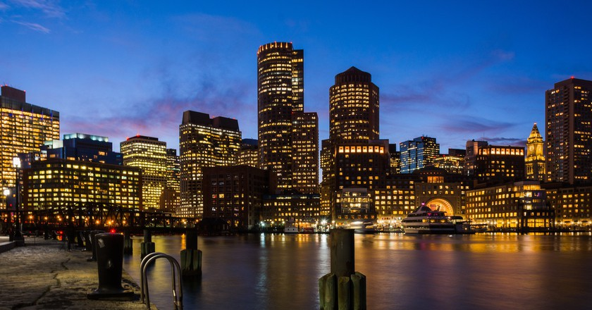 Boston skyline | © Zoltan Kovacs / Unsplash