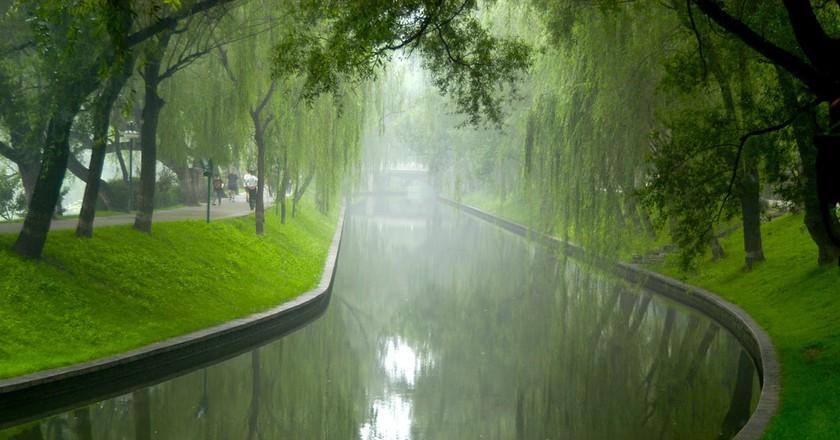 Zizhuyuan Park   © James Kim / Flickr
