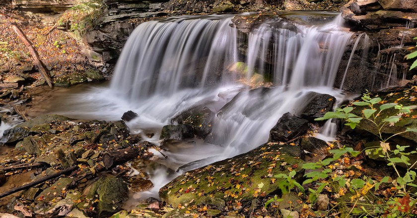 Lower Tews Falls   © Joe deSousa / Flickr
