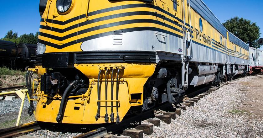 Colorado Railroad Museum   © Robert Kash / Flickr