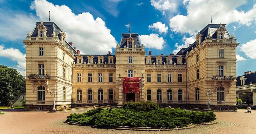 Potocki Palace, Lviv | © Andrey Okhrimets / WikiCommons