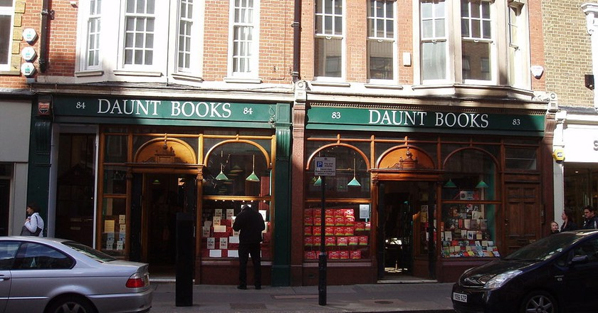 The Best Independent Bookshops in Marylebone