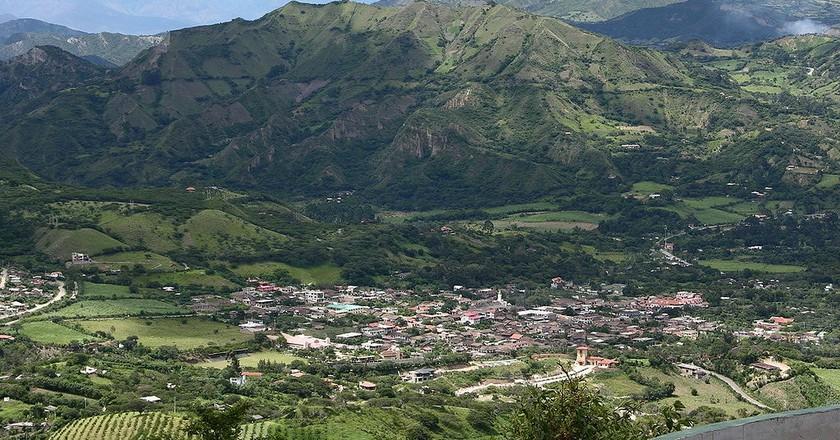 Vilcabamba, Ecuador | © The lifted lorax / WikiCommons