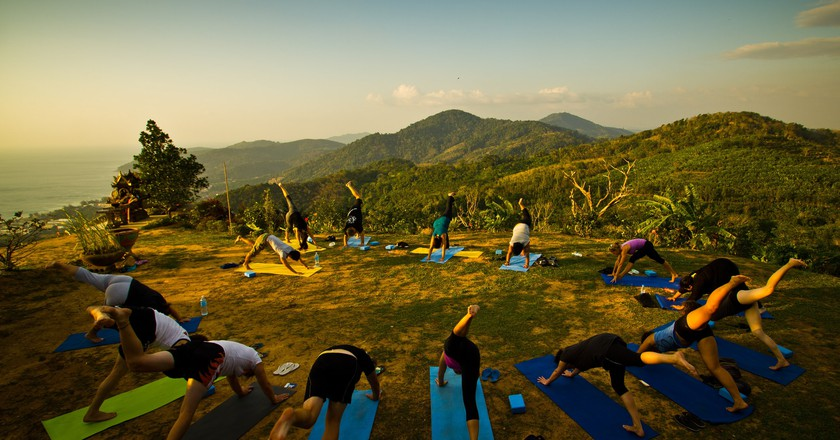 Having a stretch | ©Patty Ho / Flickr