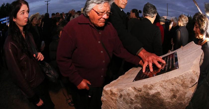 Waikato Land War Commemoration Event in 2014 | © Manatū Taonga/Flickr
