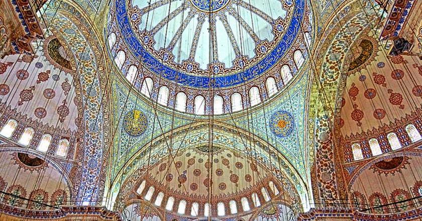 Blue Mosque in Turkey | © archer10 / Flickr