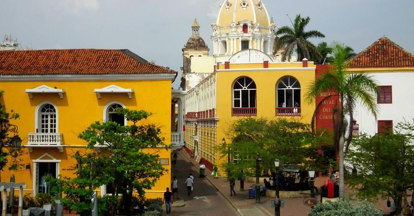 Cartagena de Indias   © Chris Bell