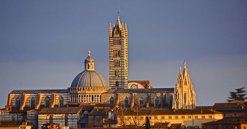 The Duomo of Siena| ©Antonio Cinotti/Flickr
