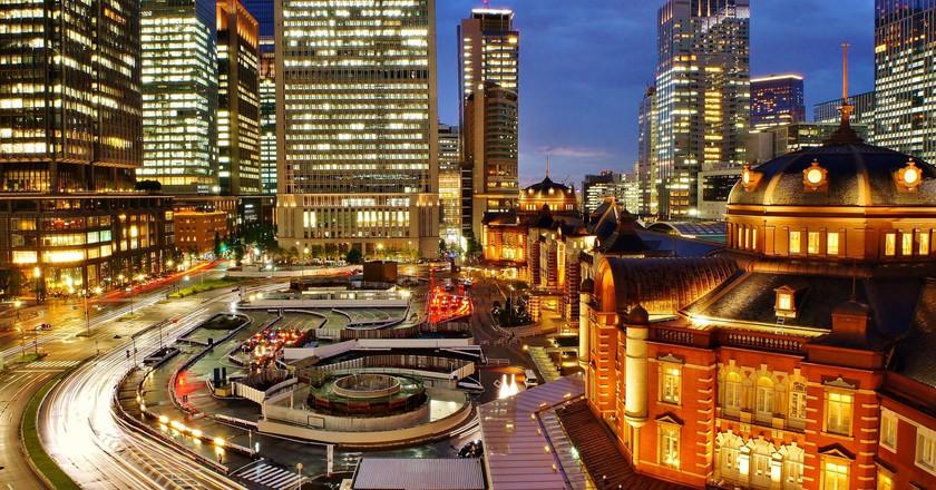 Tokyo Station | © Manish Prabhune / Flickr