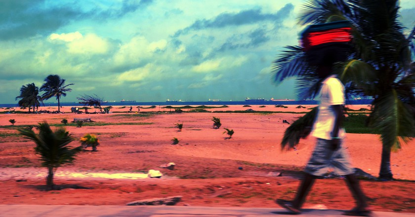 African beach | © Michael Pollak/Flickr