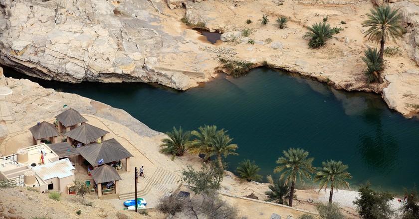 Wadi Shab  | © Sylwia Pecio/ Flickr