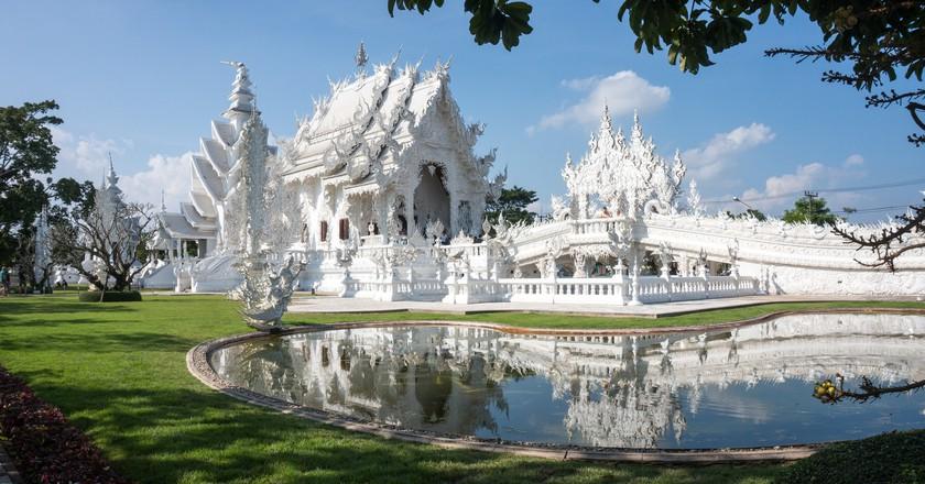 The White Temple, Chiang Rai | © jipe7/Flickr