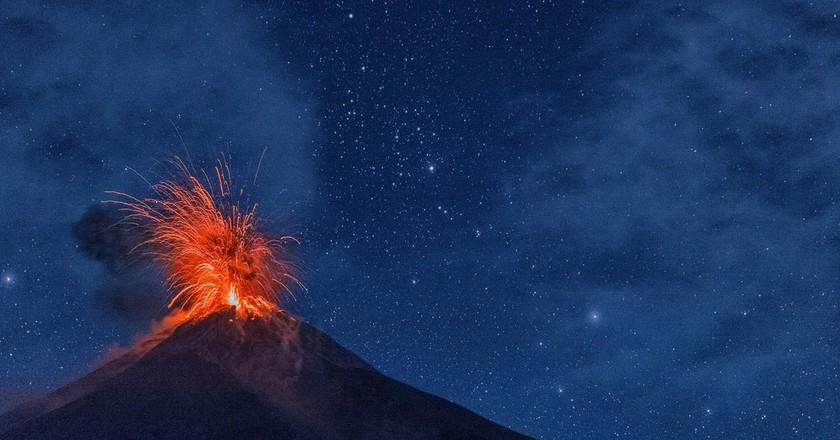 Acatenango volcano | © pedro_santiago / Flickr