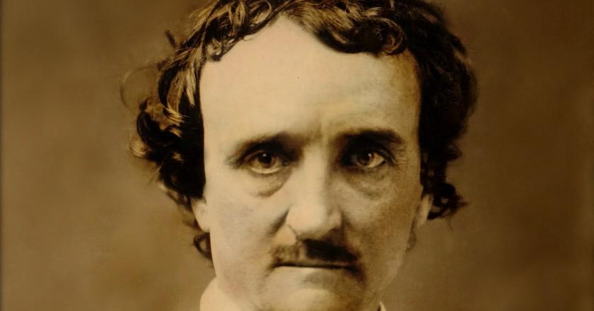 Edgar Allan Poe   © Laurel L. Russwurm/Flickr