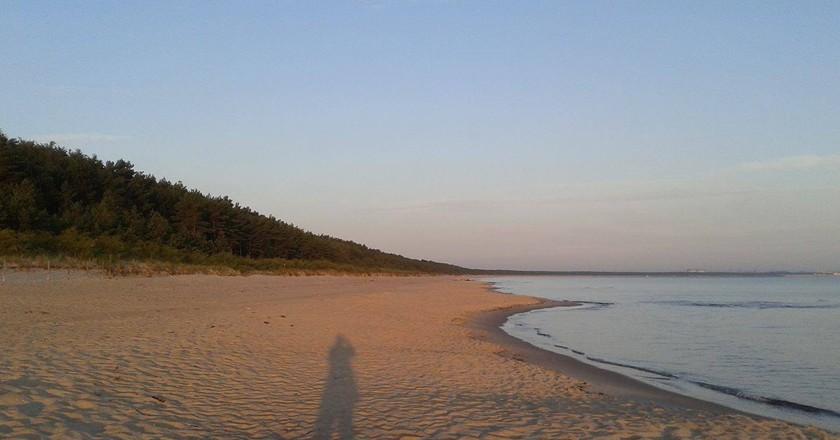 Lubiewo Beach | © Jonny Blair / Northern Irishman in Poland