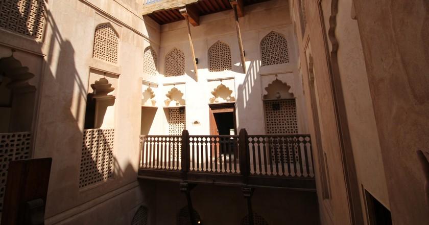 Jabreen Castle | © Riyadh Al Balushi/Flickr