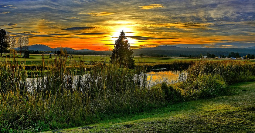 Meadows Golf Course at Sunriver Resort | © Kirt Edblom / Flickr