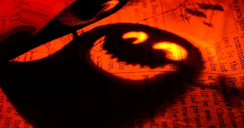 Happy Halloween Little Ghost   © aotaro / Flickr