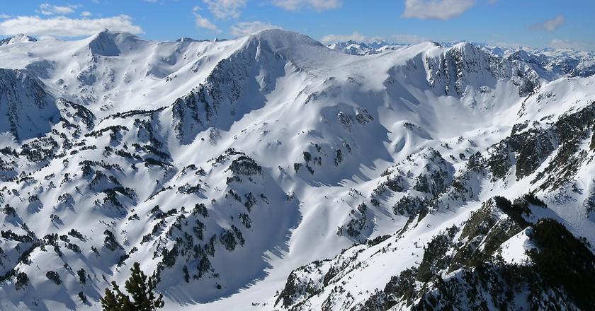 Pyrenees peaks | © Droz Jean-Paul/Flickr