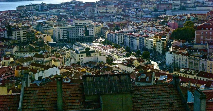 Lisbon, Portugal | © Pedro Ribeiro Simões/Flickr