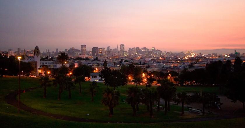 San Francisco sunrise   © Matt Biddulph / Flickr