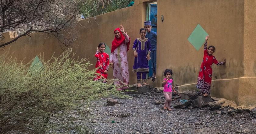 Friendly Family Oman By: Robert Haandrikman |Flickr