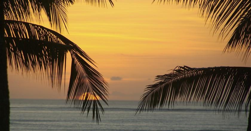 Stunning sunset at Bali | © Meindert van D / Flickr