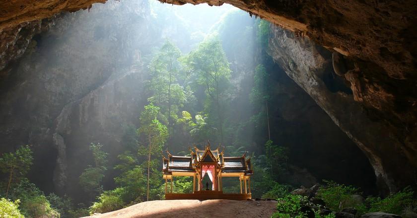 Phraya Nakhon Cave | © Bethany Ciullo/Flickr