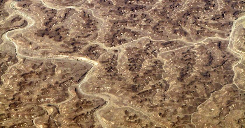 Dusty Desert | © Chris Price/Flickr