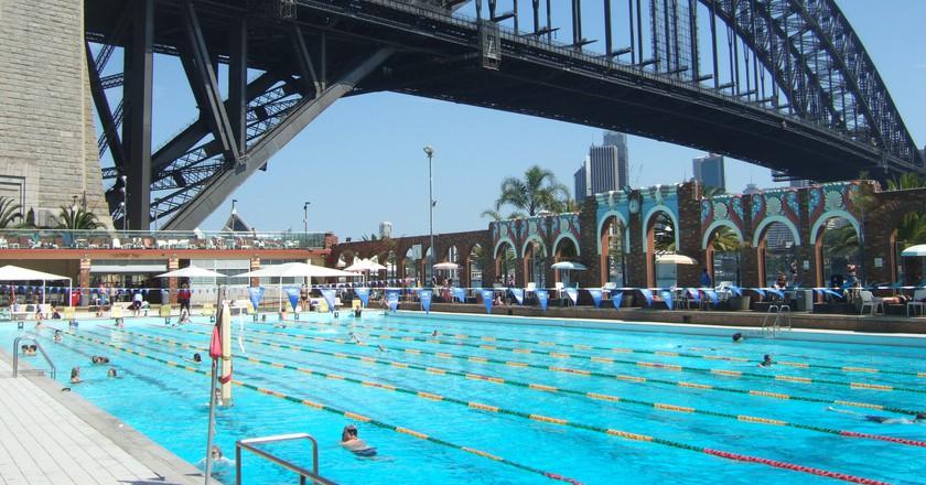 North Sydney Olympic Pool   © Guido Tresoldi/Flickr