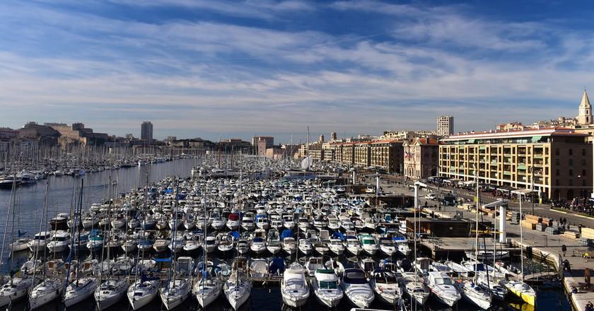 The city of Marseille | © Tibero Frascati/Flickr