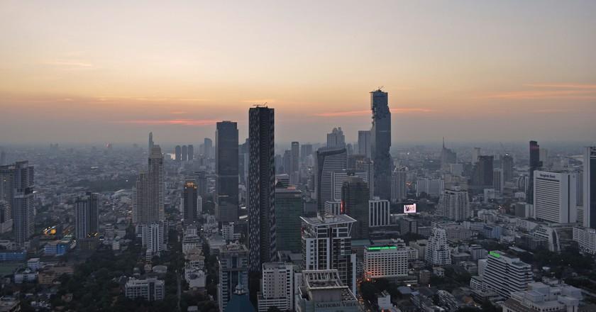 Bustling Bangkok | ©Harshil Shah/Flickr