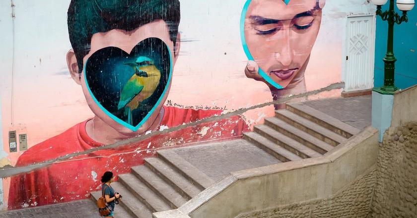 Street Art Barranco | © Art DiNo / Flickr