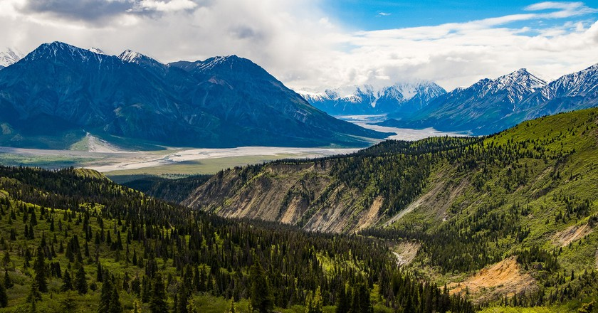 Kluane National Park and Reserve | © Paudia / Flickr