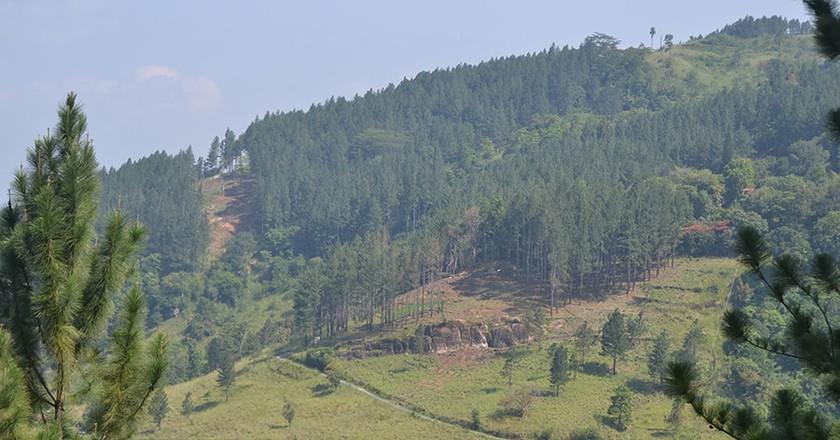 Sri Lankan mountains | © mshehan/flickr