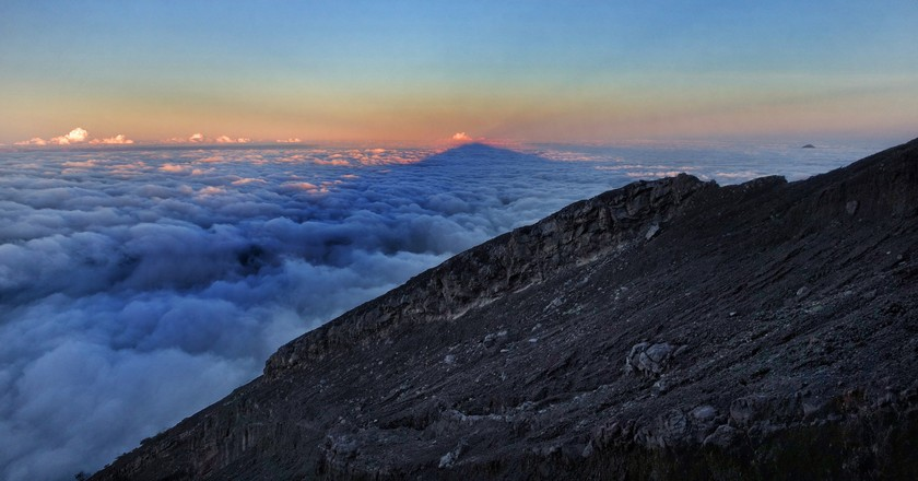 View from Mount Agung | © Jonathan Lin/Flickr