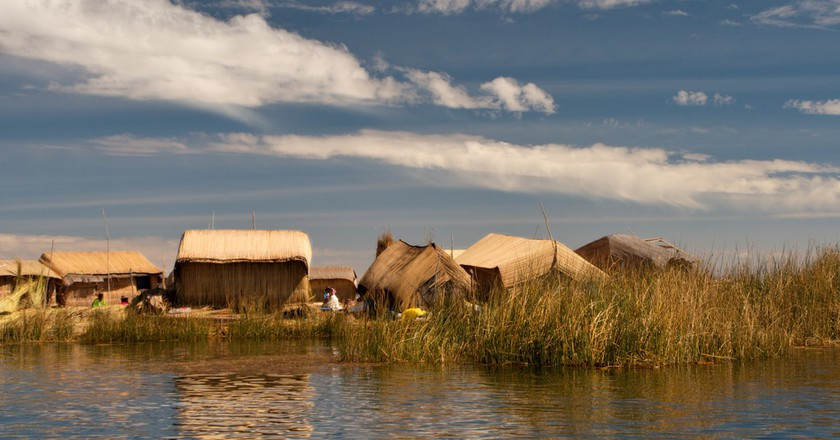 Uros Islands, Lake Titicaca | © Christian Haugen / Flickr