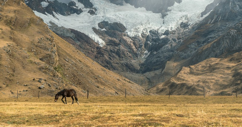 Cordillera Huayhuash | © Jenny Salita / Flickr