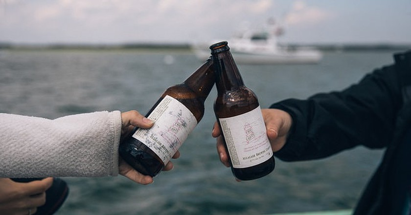 Maine Beer |  © Allagash Brewing/Flickr