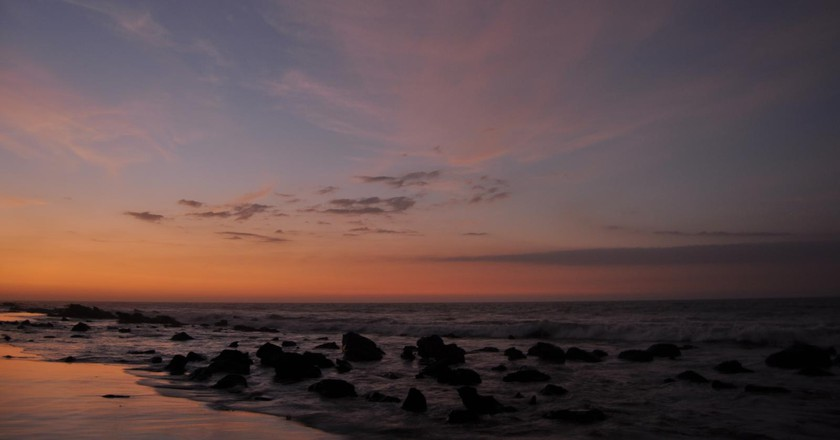 A Mancora sunset | © Alejandro Cortés/Flickr