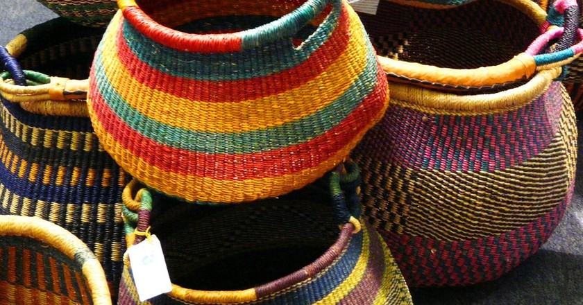 Bolgatanga baskets | © Photogramma1/Flickr
