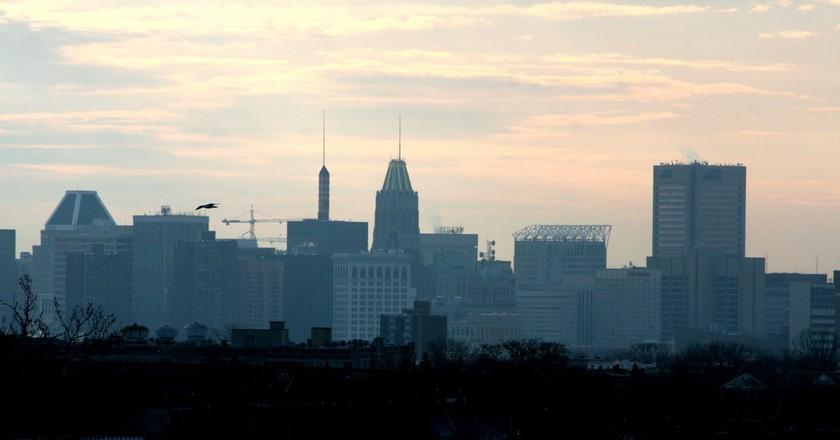 The Baltimore Skyline | © urbanfeel/Flickr