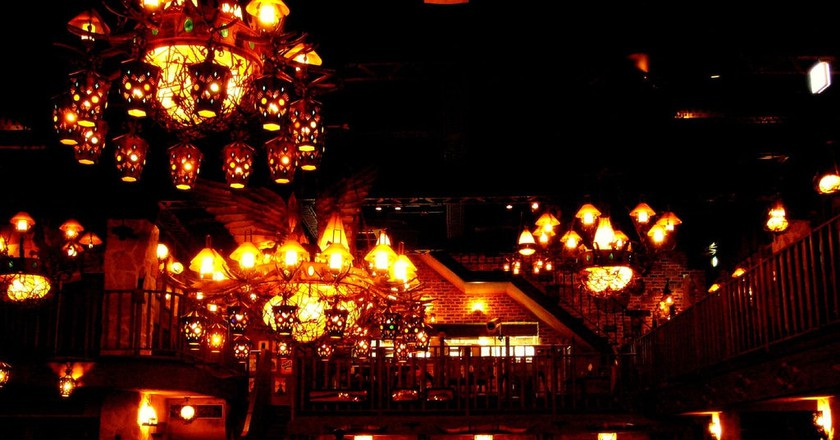 nightclub | © electricnude/Flickr