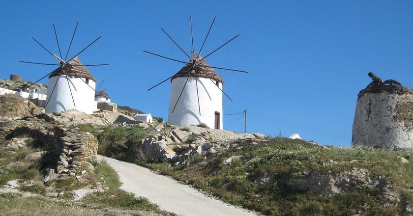 Ios island, Cyclades, Greece |  © Stefanos Kofopoulos/Flickr