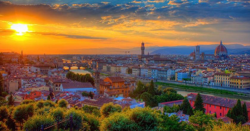 Florence| ©Jiuguang Wang/Flickr