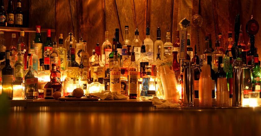@ the bar | ©  Benjamin Thomas/Flickr