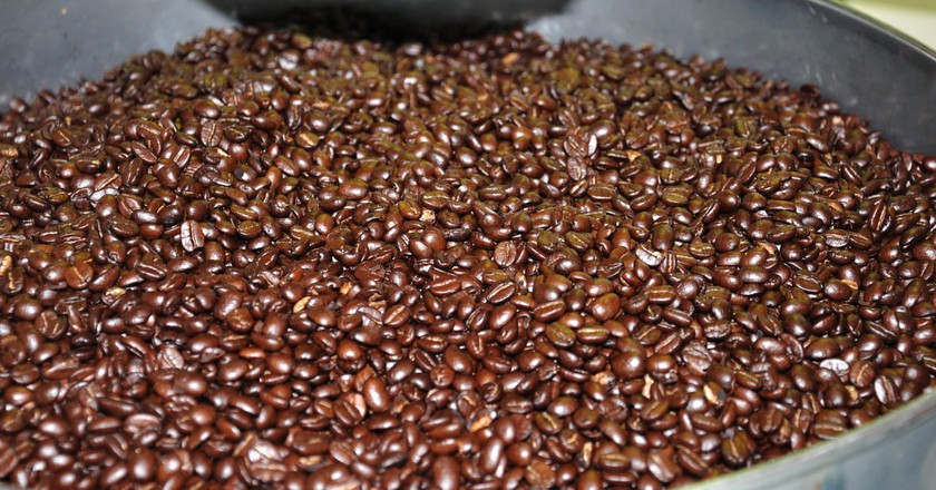 Chiang Rai coffee beans | © The CopperCat/Flickr